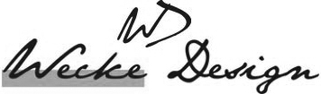 Wecke Design-Logo